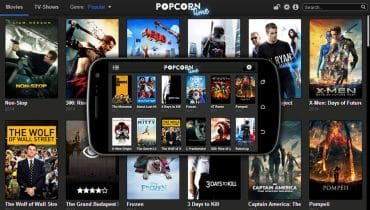 Download Popcorn Time APK