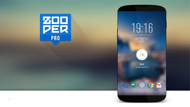 Download Latest Zooper Widget Pro 2 60 for Android | The Complete Guide