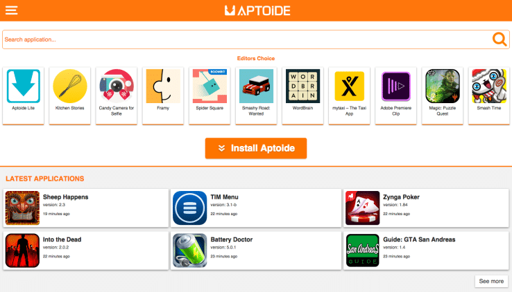 Aptoide Download for Android