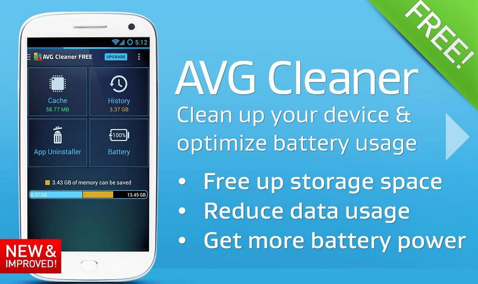 Latest] AVG Cleaner and Booster PRO v4 8 1 | Free APK Download